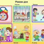 Примерный режим дня для детей 7-11 лет