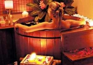 Положительное влияние бани на кожу человека
