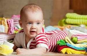 Одежда для ребенка (Clothing for children)