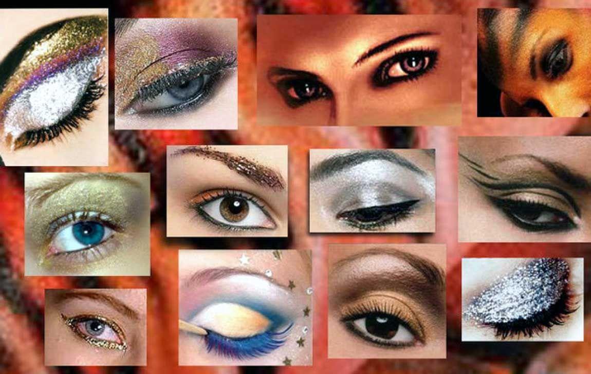 Как сделать макияж для моих глаз 244