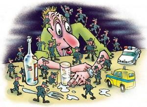 Галлюциноз алкогольный (hallucinosis alcoholic)