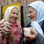 Предвестники старости и подготовка к старости