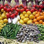 Овощи для здорового питания