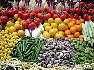 Влияние овощей на здоровье организма
