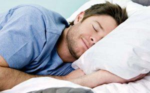 Здоровый сон (healthy sleep)