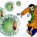 Как и каким путем происходит заражение инфекциями с поражением дыхательных путей