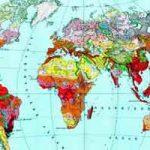 Инфекционные заболевания, часто встречающиеся в регионах земного шара