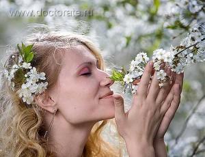 Устранение проблем с кожей весной