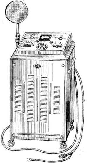 Аппараты для индуктотермии ДКВ-1 и ДКВ-2