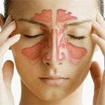 Лечение насморка массажем лица