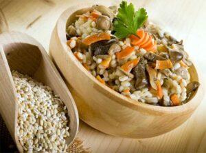 Перловая каша (barley porridge)