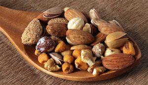 Польза орехов (benefits nuts)