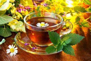 Подготовка к весне тонизирующие чаи