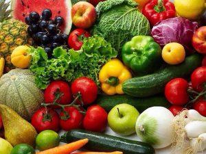 Целебные растения и овощи (Healing plants and vegetables)